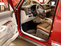 jeep commander door