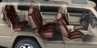 jeep commander seven seater