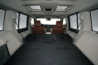 jeep commander large interior