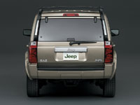 jeep commander rear